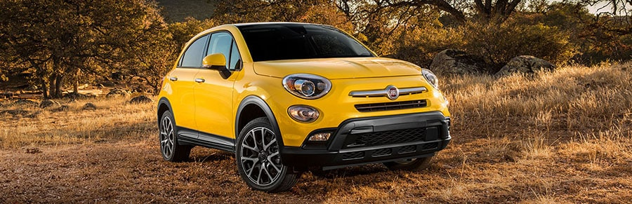 2016 FIAT 500x for sale in Dublin OH