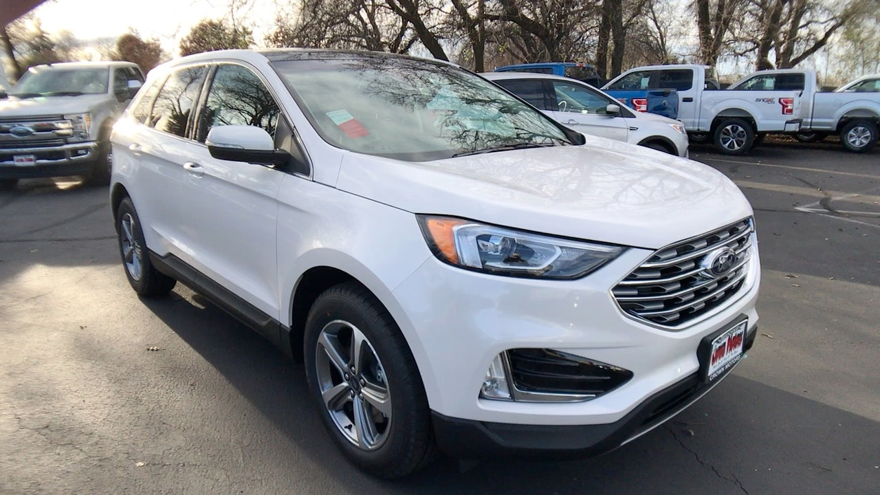 2019 Ford Edge AWD SEL