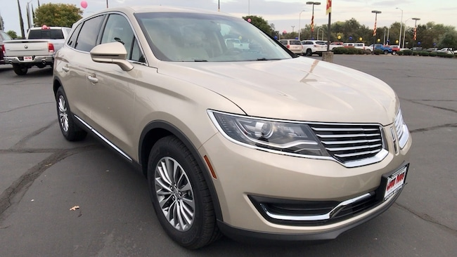 2017 Lincoln MKX Select SUV