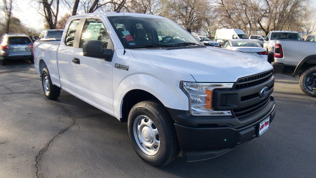 2019 Ford F-150 4X2 XL S/CAB 6.5