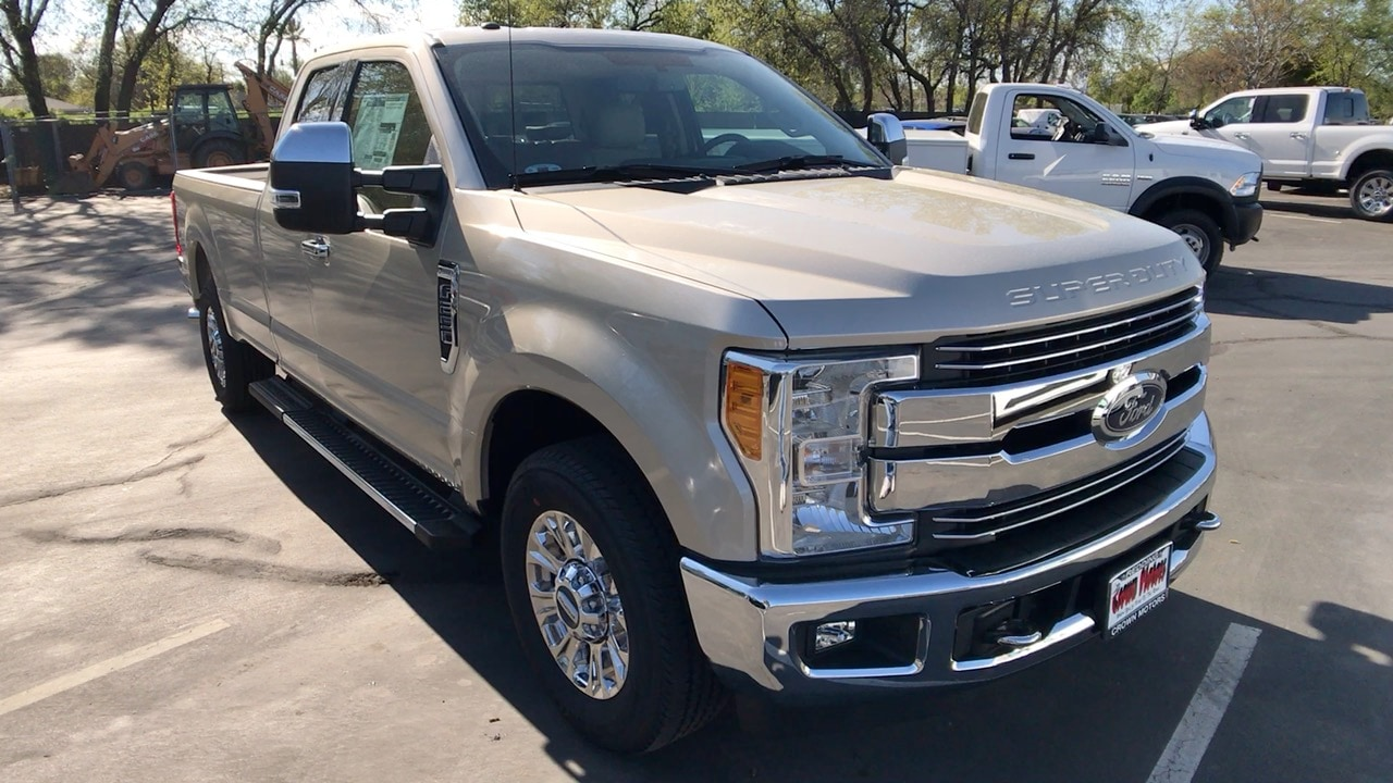 2017 Ford F-250 Lariat Pickup