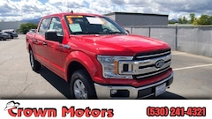 Used 2019 Ford F-150 Truck SuperCrew Cab 1FTEW1EP2KKF03990 in Redding, CA