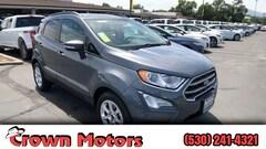 Used 2018 Ford EcoSport SE SUV MAJ3P1TE5JC221881 in Redding, CA