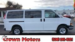 2012 Chevrolet Express 3500 LT Van Passenger Van