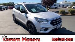 Used 2018 Ford Escape SE SUV 1FMCU9GD7JUA42721 in Redding, CA