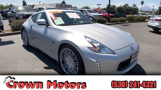 Crown Motors Redding >> Pre Owned Inventory Crown Nissan