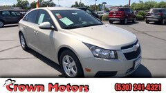 2014 Chevrolet Cruze 1LT Manual Sedan