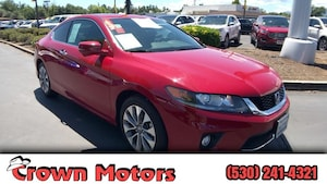 Used 2015 Honda Accord For Sale at Crown Motors | VIN