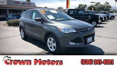 Used 2015 Ford Escape SE SUV 1FMCU0GX8FUA68337 in Redding, CA