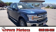Used 2018 Ford F-150 Truck SuperCrew Cab 1FTEW1EP1JKE00851 in Redding, CA