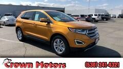 Used 2016 Ford Edge SEL SUV 2FMPK3J80GBB53450 in Redding, CA