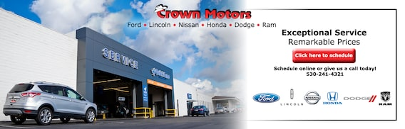 Crown Motors New Dodge Lincoln Ford Ram Honda Nissan