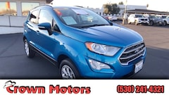 Used 2018 Ford EcoSport SE SUV MAJ6P1UL5JC199424 in Redding, CA