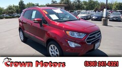 Used 2018 Ford EcoSport SE SUV MAJ6P1UL8JC242783 in Redding, CA
