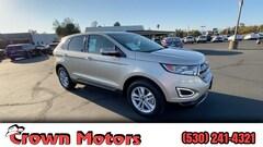 Used 2018 Ford Edge SEL SUV 2FMPK4J99JBB53534 in Redding, CA