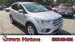 Used 2018 Ford Escape SEL SUV 1FMCU9HD0JUD22415 in Redding, CA