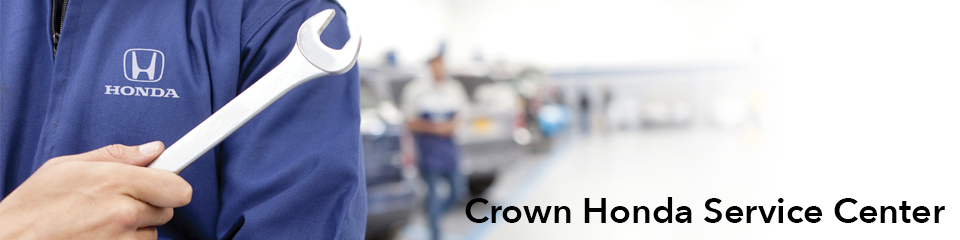 Honda service greensboro auto repairs oil changes for Crown motors service center
