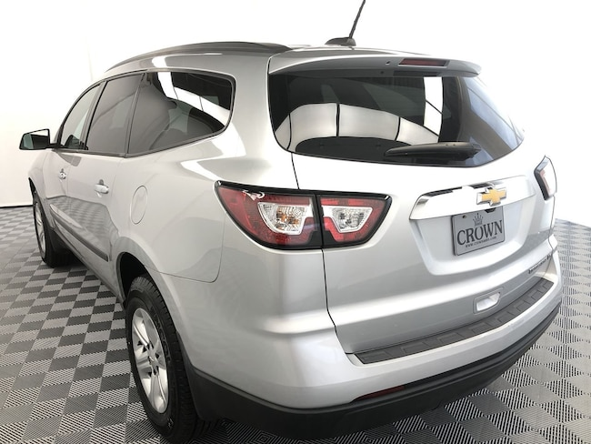 Used 2016 Chevrolet Traverse For Sale at Crown Honda of
