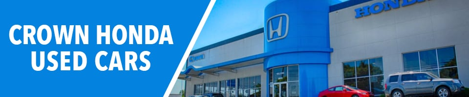 Used Cars For Sale In Greensboro At Crown Honda Greensboro