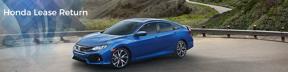 Honda lease maturity center phone number