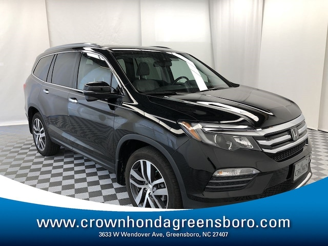 Used Car Dealers Greensboro   Used Cars For Sale at Crown Honda