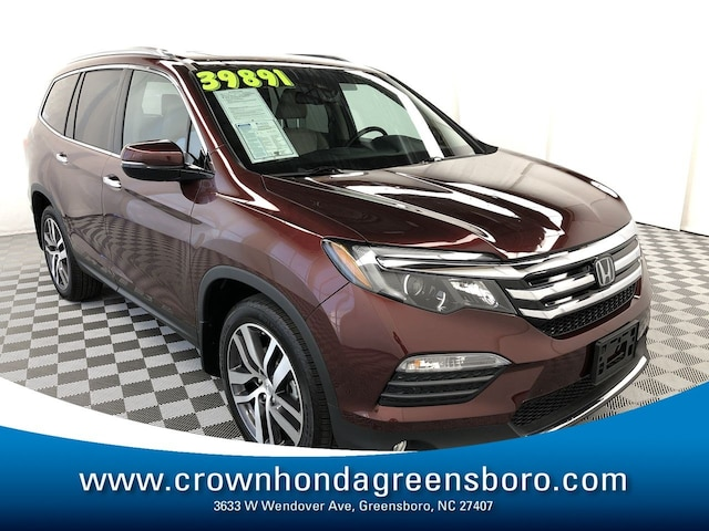 Honda Used Cars For Sale >> Used Car Dealers Greensboro Used Cars For Sale At Crown Honda