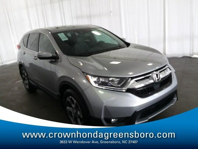 2019 Honda CR-V EX-L 2WD SUV