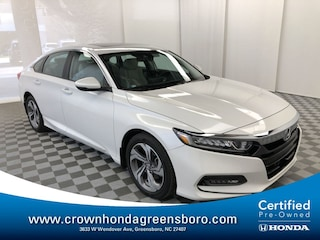 2018 Honda Accord EX-L w/Navi Sedan