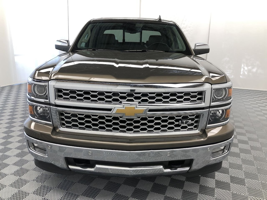 Used 2015 Chevrolet Silverado 1500 For Sale at Crown Volvo Cars | VIN:  3GCUKSEC6FG110680