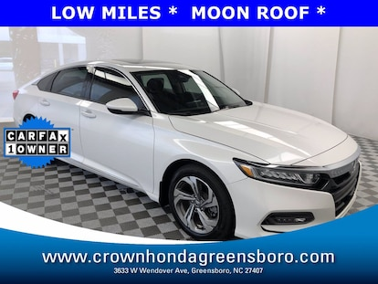used 2018 honda accord for sale at crown volvo cars vin 1hgcv2f51ja014144 crown volvo cars