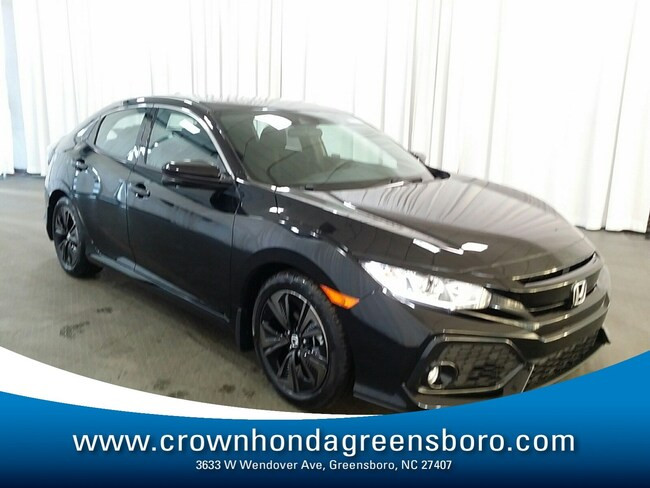2019 Honda Civic EX Hatchback