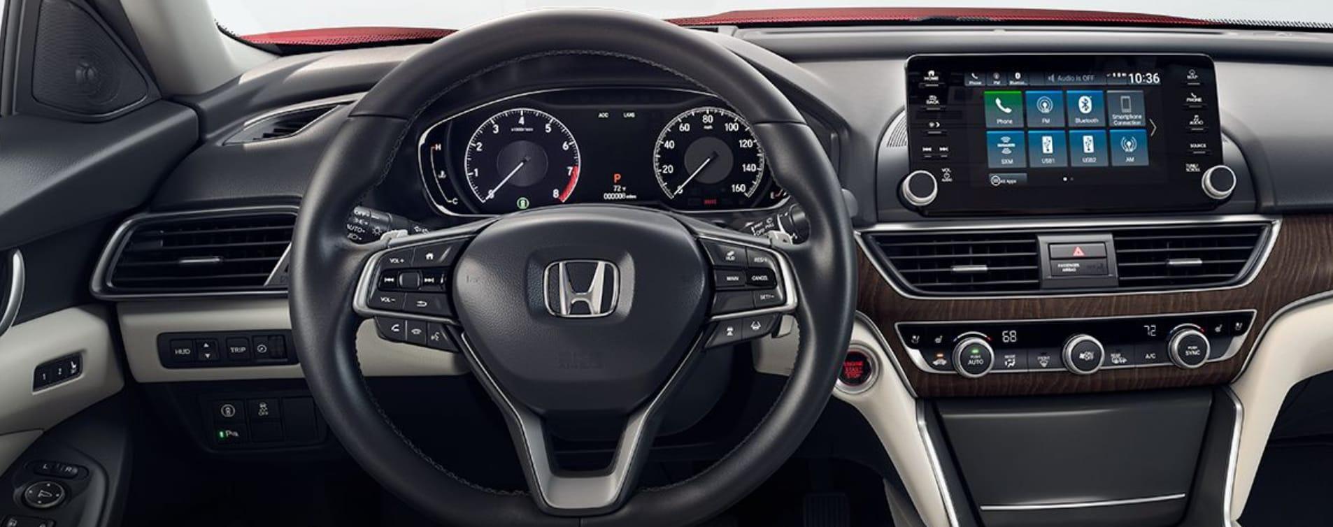 Honda Accord In Greensboro 2018 Accord