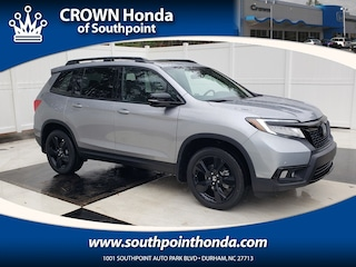 2020 Honda Passport Elite AWD SUV