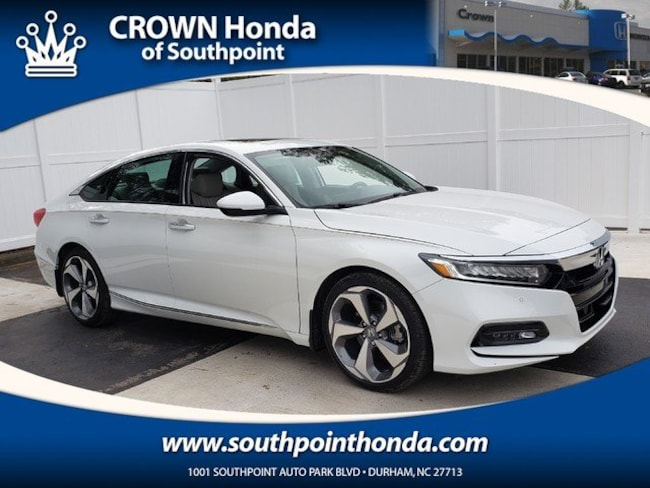 2019 Honda Accord Touring 2.0T Sedan