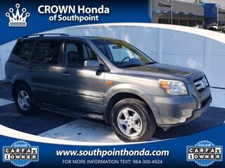 2008 Honda Pilot EX-L w/Navigation System SUV