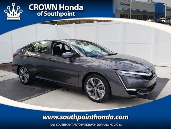 2018 Honda Clarity Plug-In Hybrid Sedan