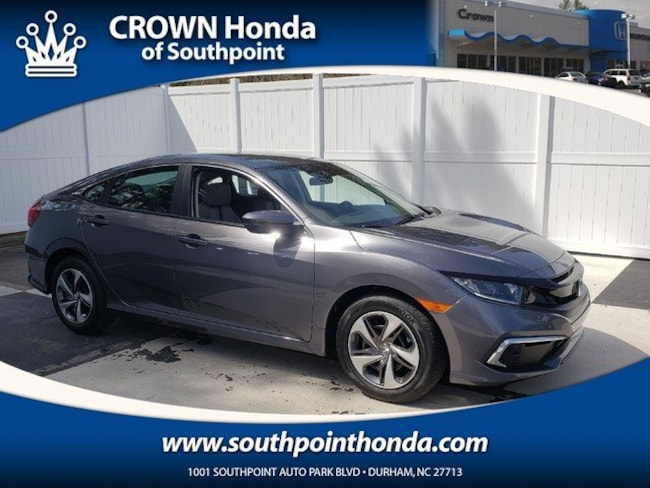 2019 Honda Civic LX Sedan