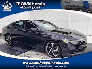 2021 Honda Accord Sport 2.0T Sedan