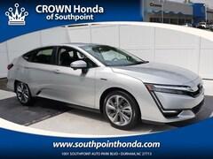 2018 Honda Clarity Plug-In Hybrid Touring Sedan