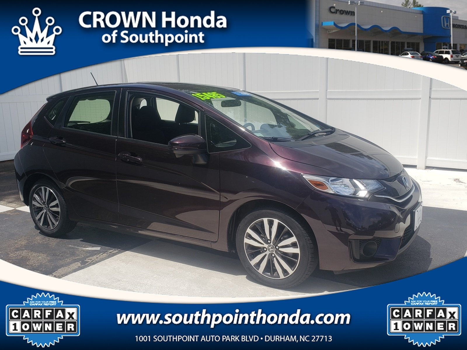 Hondas For Sale By Owner >> Featured Pre Owned Hondas For Sale In Durham Nc Crown Honda Of