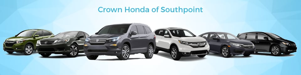 Honda Southpoint New Card Destination