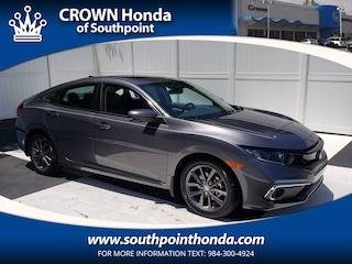 2020 Honda Civic EX-L Sedan