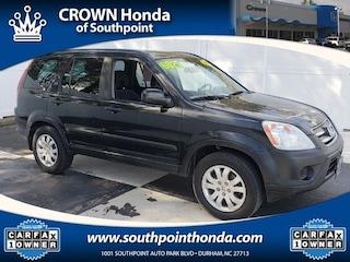2005 Honda CR-V EX SUV