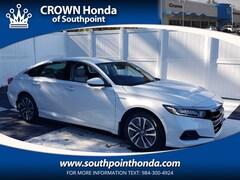 2021 Honda Accord Hybrid Base Sedan