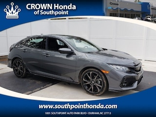 2019 Honda Civic Sport Hatchback