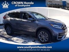 2021 Honda CR-V Hybrid EX-L SUV