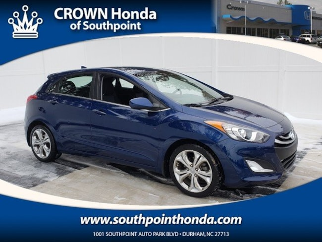 Used 2013 Hyundai Elantra Gt Base For Sale In Greensboro Nc