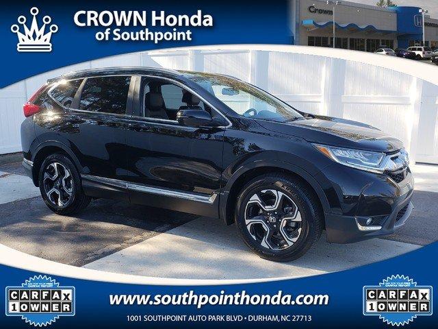 2017 Honda CR-V Touring 2WD SUV