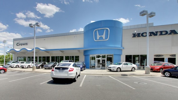 Honda Dealerships Near Me >> Directions And Hours To Crown Honda Of Southpoint Durham Nc