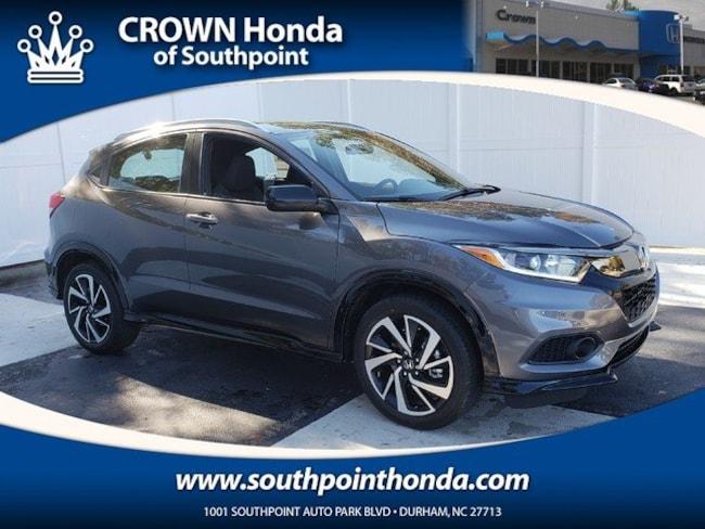2019 Honda HR-V Sport 2WD SUV
